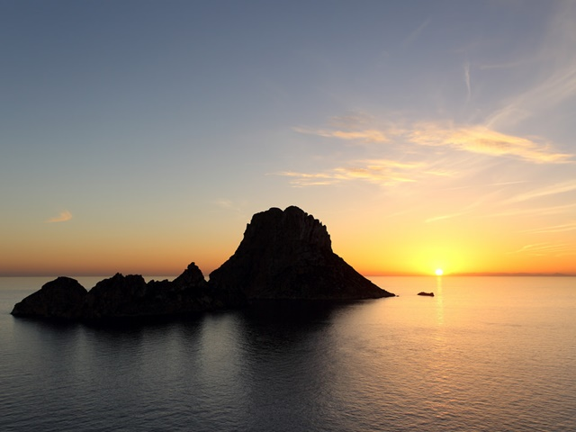 Sunset tour ibiza