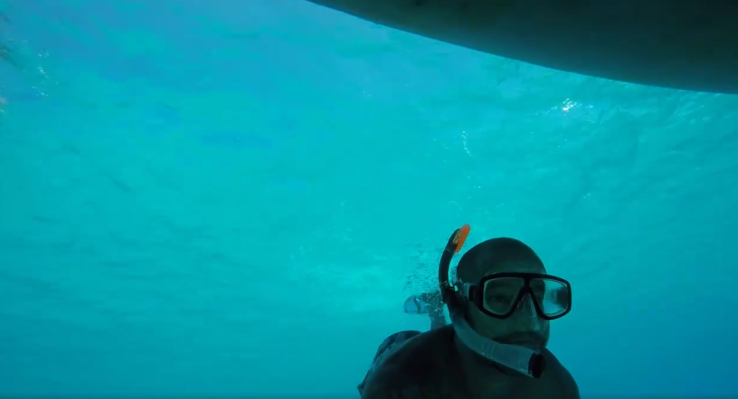 Veilig zwemmen op Formentera met kwallen app